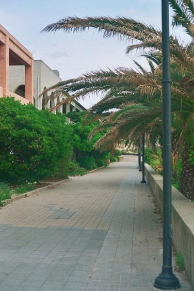 S'Archittu, la passeggiata