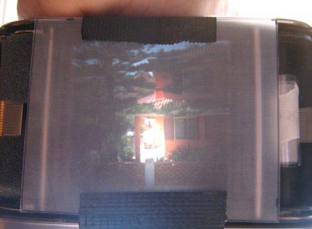 Costruire un vetro smerigliato