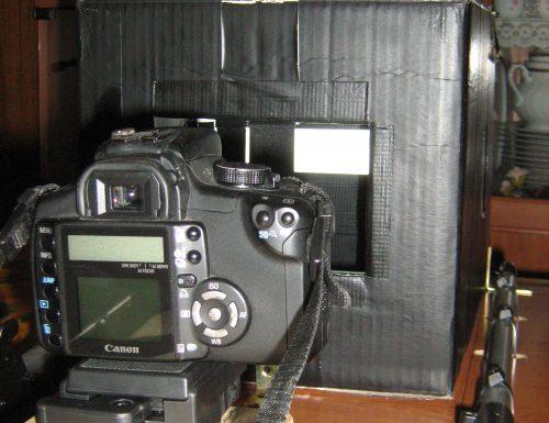 Aggiornamento scanner autocostruito