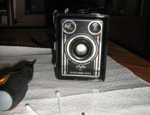 Manutenzione Camera Box