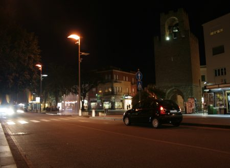 Per strada… in notturna