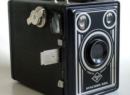 Agfa Synchro Box: istruzioni per l'uso