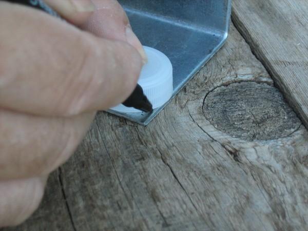 Tracciare gli angoli da smussare