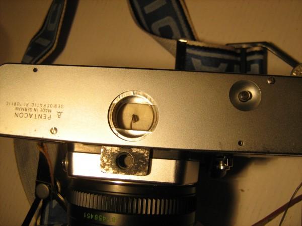 Il nastro in alluminio e il coperchio posato sopra