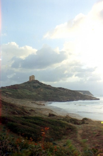 La torre di Tharros