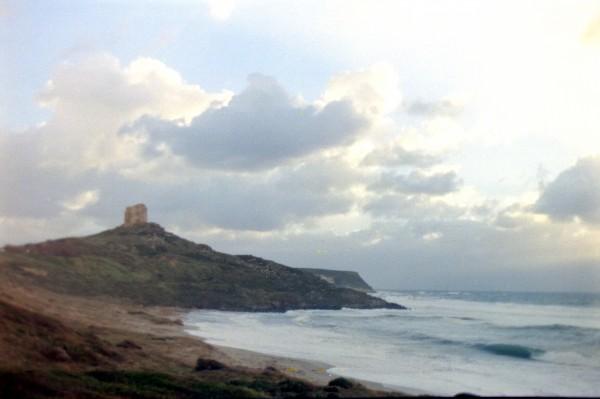 Il mare di san Giovanni di Sinis