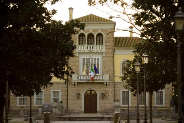 """La """"Casa del Presidente"""" oggi Municipio"""