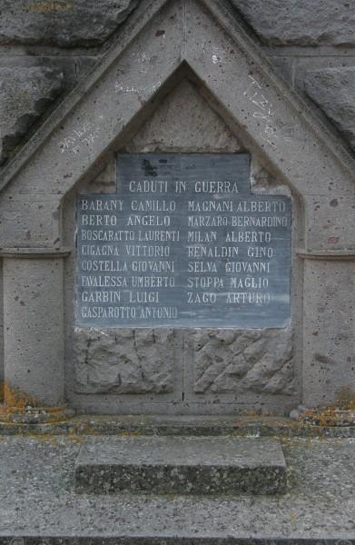 Commemorazione dei caduti