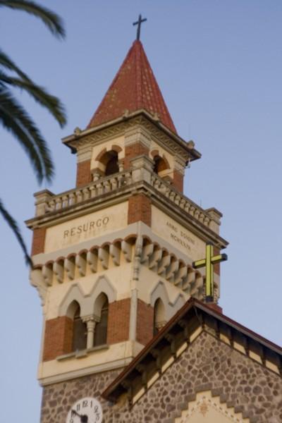 La torre campanaria - datata 1929