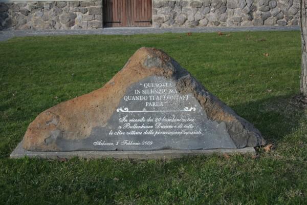 Placca commemorativa