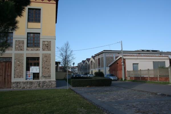 """Centro commerciale """"Le Botti"""" sorto all'enopolio"""