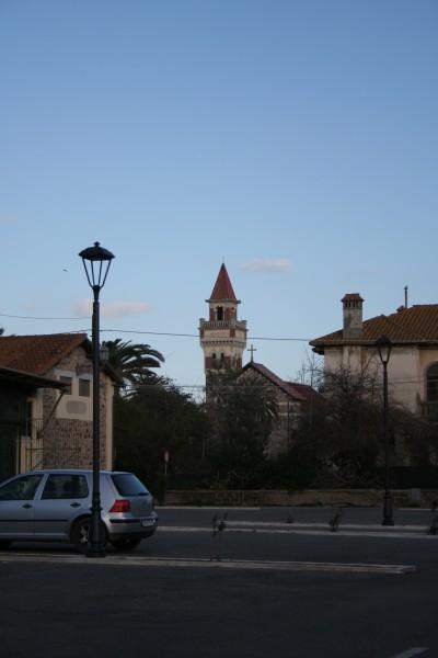 Il campanile della borgata