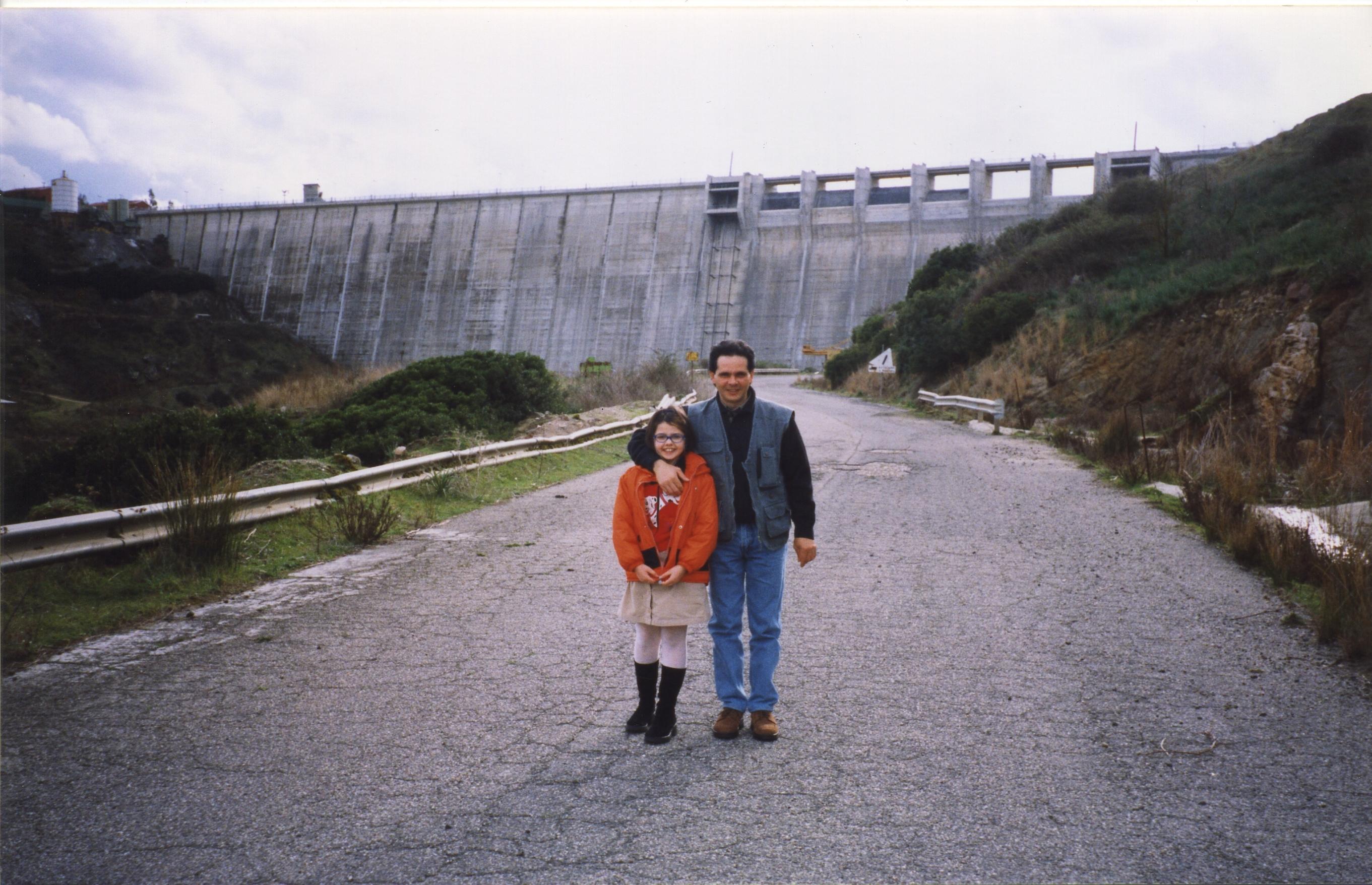 "Aprile 1999 - Io e la mia ""bimba"""