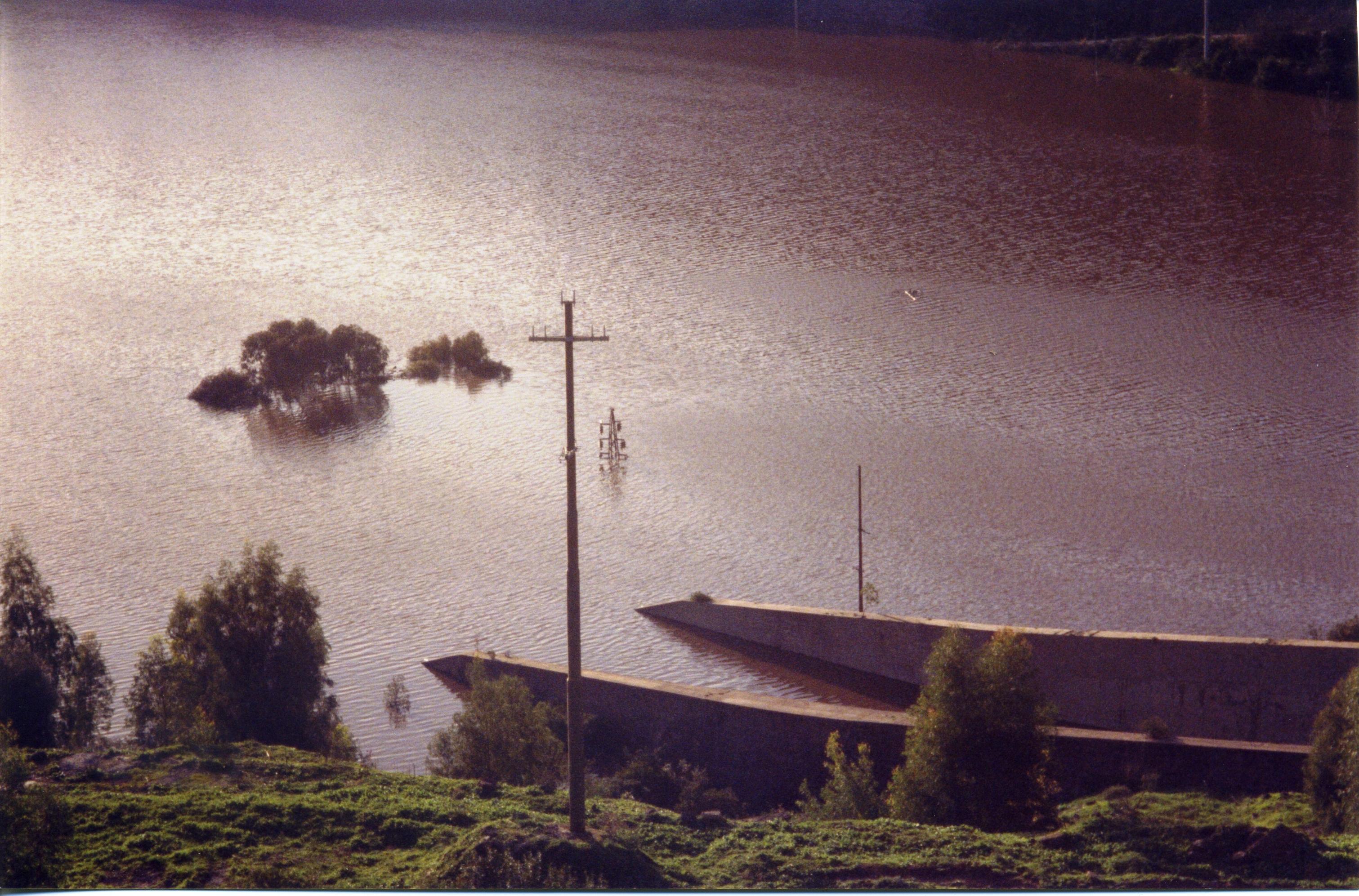Gennaio 2001 - Oggetti sommersi