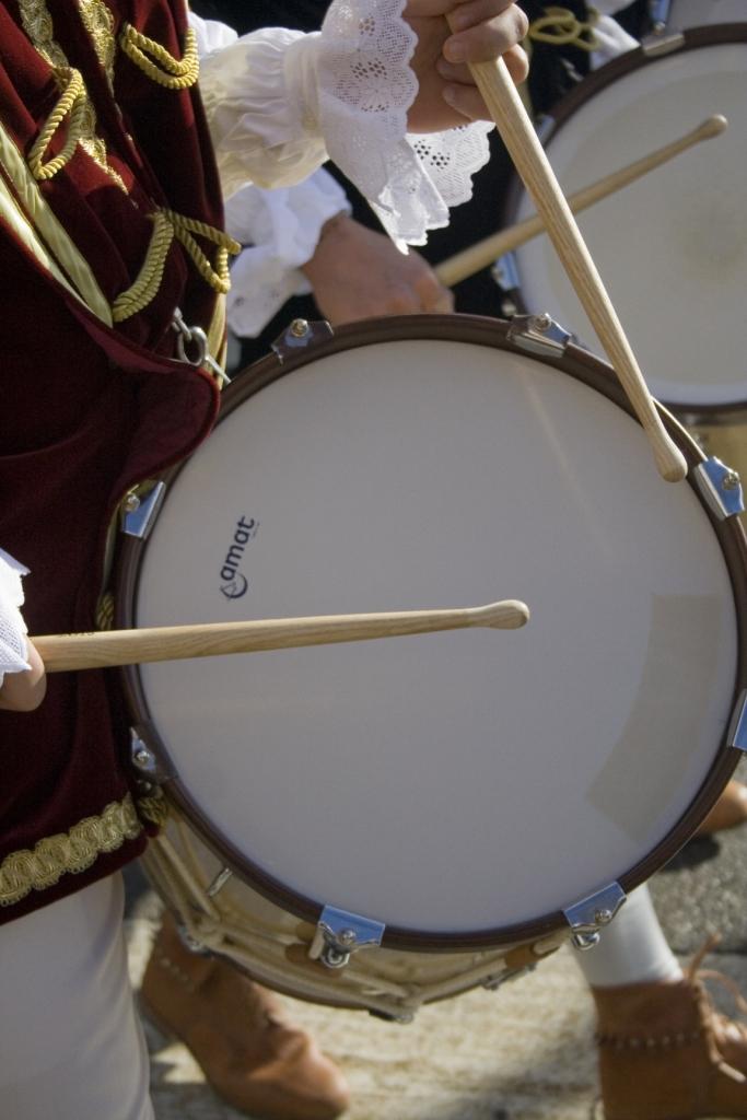 Rullare dei tamburi