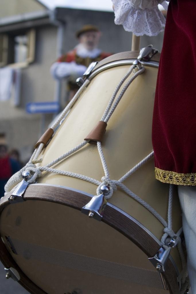 Uno dei tamburi