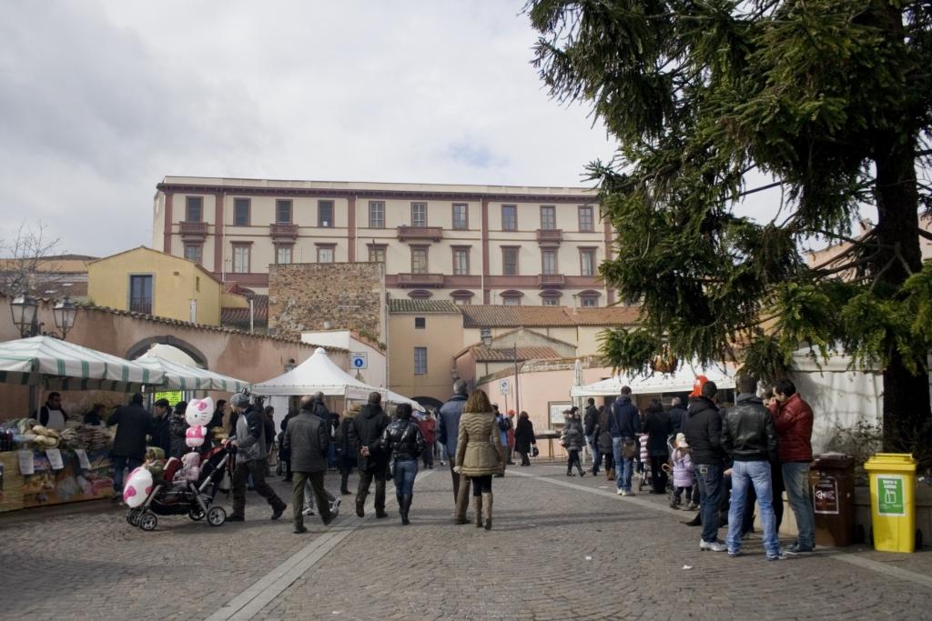 Piazzetta Corrias