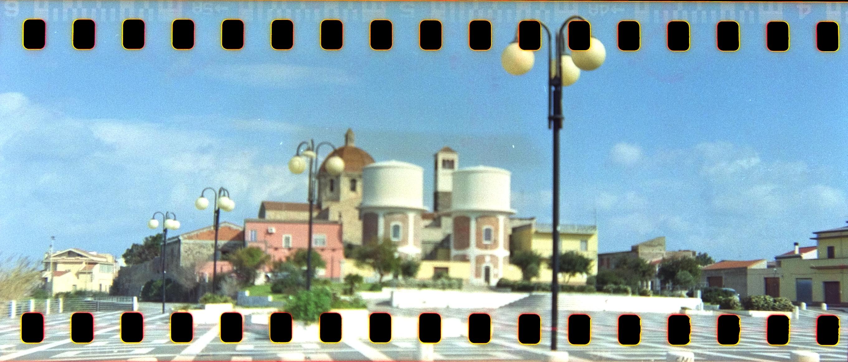Cabras - Piazza Stagno
