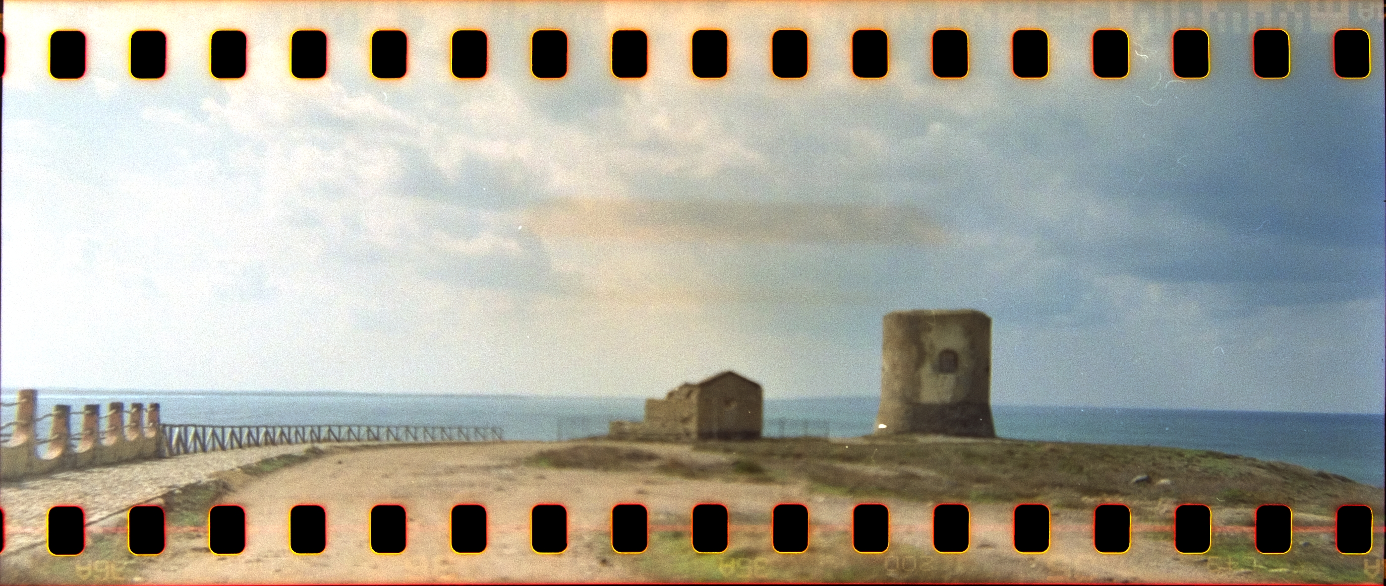 Santa Caterina - Vista baia