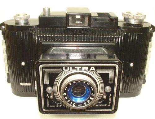 Foto con la FEX Ultrafex Himalaya (1951)