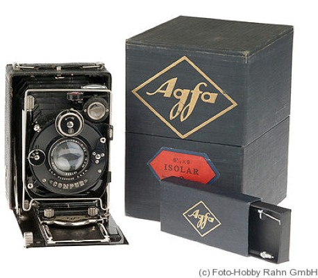 1929 - Agfa Isolar