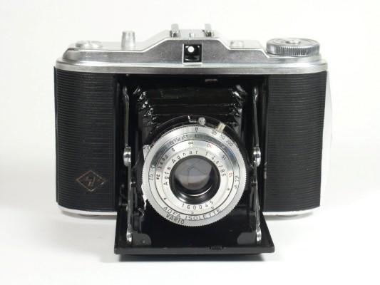 1937- Agfa Isolette I
