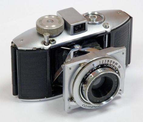 1938 - Agfa karat 3.5