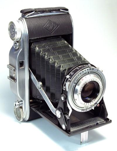 1952 - Agfa Record II
