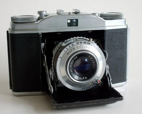 1952 - Agfa Solinette