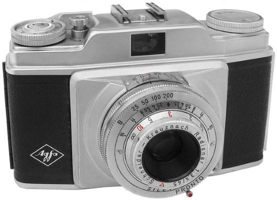 1954 - Agfa Silette
