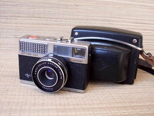 1963 - Agfa Optima 200 Sensor