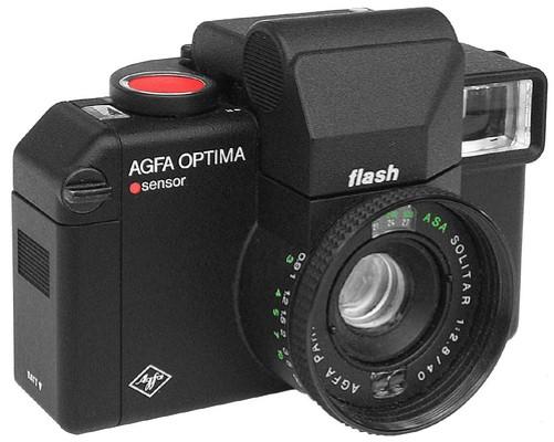 1968 - Agfa Optima sensor