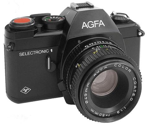1980 - Agfa Selectronic