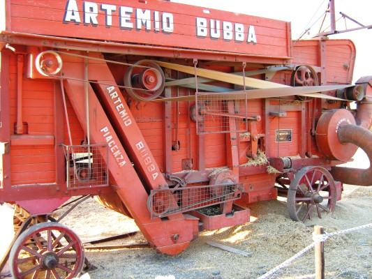IMG_1964 - Mietitrebbia Artemio Bubba (Custom)