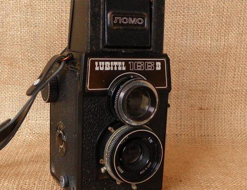 Da Flickr – With Lubitel 166B