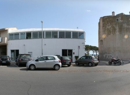 Torregrande (OR) – Panoramica Piazza Torre