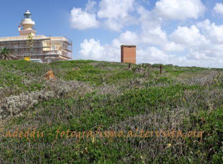 Faro Capo San Marco – Panoramica