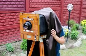Fotografare col grande formato