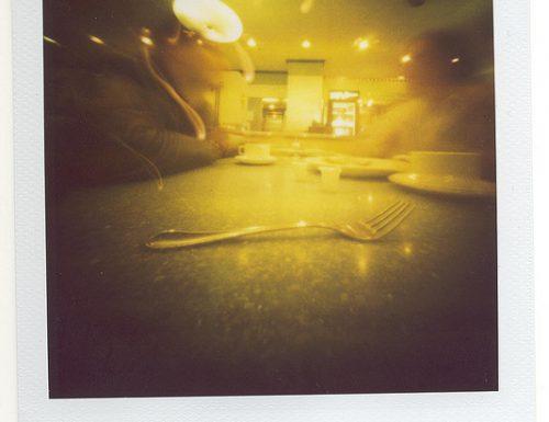 Make a Polaroid pinhole