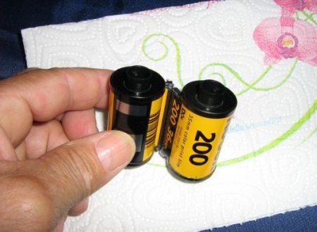 Come fare una pellicola Redscale