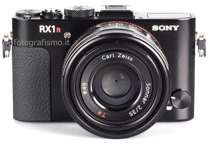Sony DSC-RX1/R – Compatta full-frame