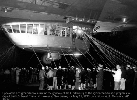 The german Zeppelin Hindenburg – part II