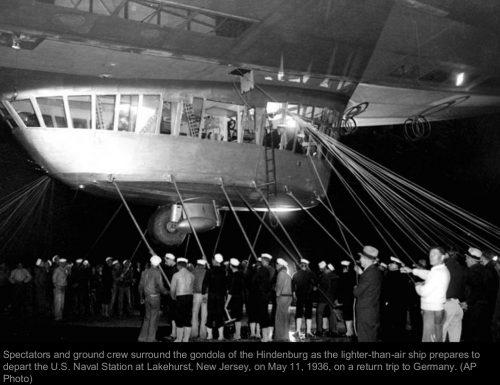 The german Zeppelin Hindenburg – part II
