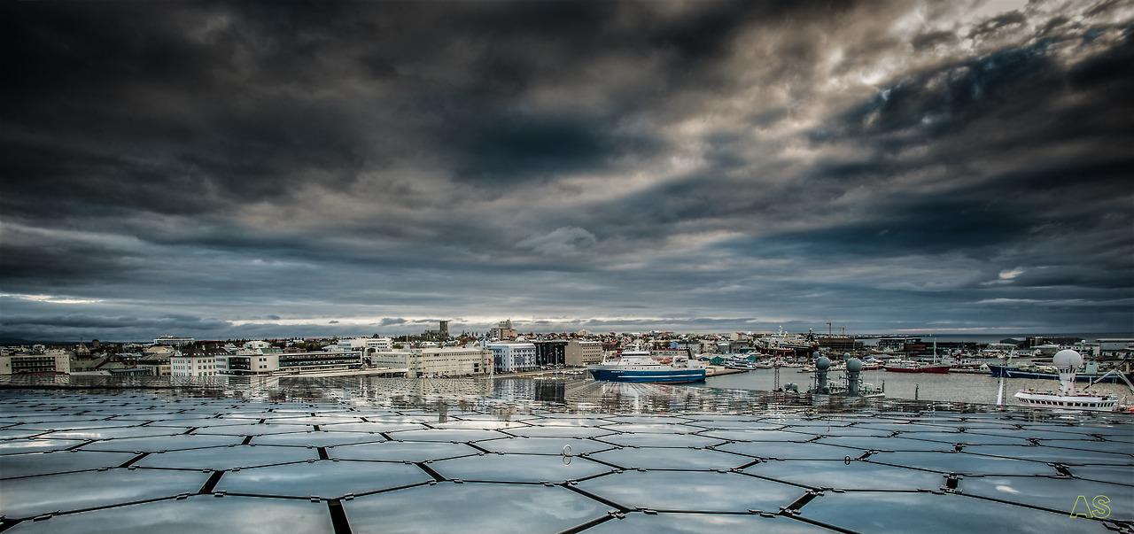 Islanda, Reykjavik a dintorni.