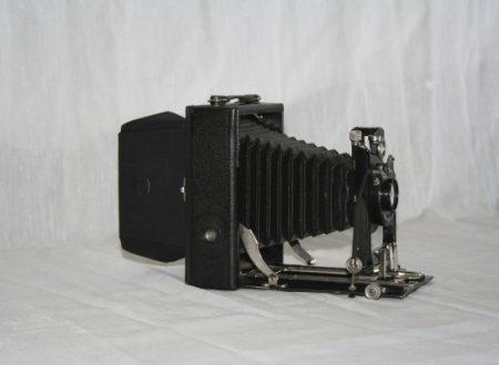 Folding Camera 9×12 cm.- 1925