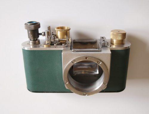 Homemade SLR Camera – Costruirsi una reflex