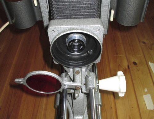 Magnifax II – Ingranditore fotografico