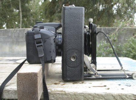 Folder 9×12 cm e Canon 350D