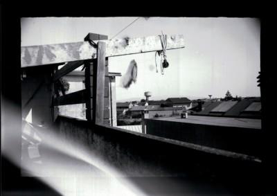 ... e questa è la seconda foto: il positivo ottenuto dal negativo rifotografato!