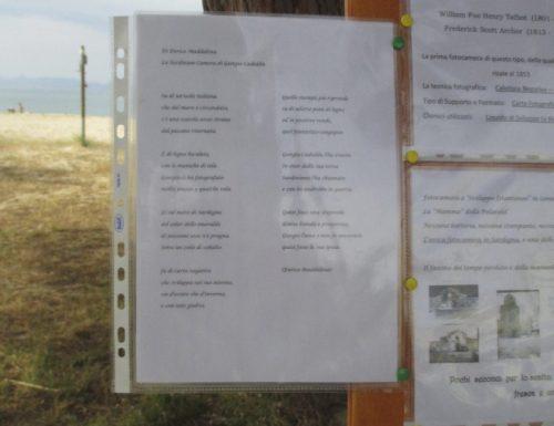 """Poesia di Enrico Maddalena (per la """"Sardinian"""")"""